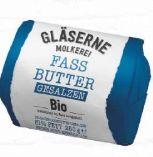 Bio Sauerrahm Fass Butter von Gläserne Molkerei