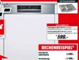 Einbaugeschirrspüler  SMI67MS01E von Bosch