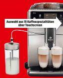 Espresso-/Kaffeevollautomat SM 7683/10 von Saeco