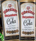Weizenkorn & Cola von Oldesloer