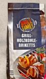 Grill-Holzkohle-Briketts von Grill Time