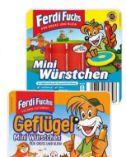 Ferdi Fuchs Geflügel-Würstchen von Stockmeyer
