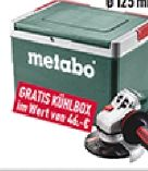 Winkelschleifer WE 17-125 Quick von Metabo