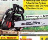 CSP41 Benzin-Kettensäge von Scheppach