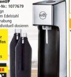 SharonUp Trinkwassersprudler von mySodapop