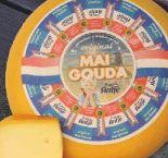 Original Mai-Gouda von Frau Antje