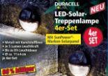 LED-Solar Treppenlampe von Duracell