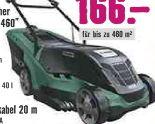 Elektro-Rasenmäher Rotak 460 von Bosch