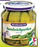 Sandwichgurken von Stollenwerk