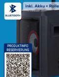 Bluetooth-Party-Lautsprecher RL2 von LG