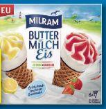 Buttermilch Eis von Milram