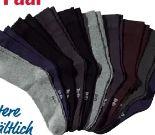Herren-Socken 10 Paar von Ronley
