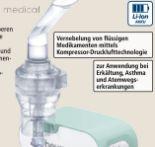 Inhalator SR IH1 von Beurer