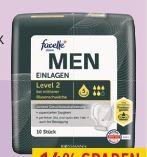 Diskret Hygiene-Einlagen Men von Facelle