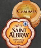 Käse von Saint Albray