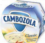 Weichkäse von Cambozola