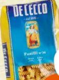 Nudeln von De Cecco