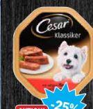 Hundefutter von Cesar