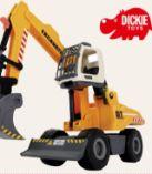 Straßen-Bagger von Dickie Toys
