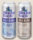 Blech-Bembel von Blauer Bock
