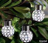 LED-Solar Leuchtkugeln von I-Glow