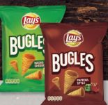 Bugles Nacho von Lay's