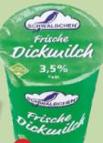 Frische Dickmilch von Schwälbchen