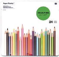 Buntstifte von Paper Poetry