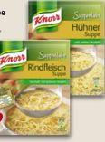 Suppenliebe 3 Teller von Knorr