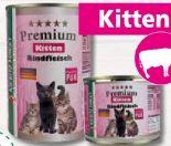 Kitten Rindfleisch Premiumfutter von KiebitzMarkt