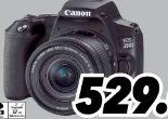 Digitale Spiegelreflexkamera EOS 250D EF-S 18-55 IS STM von Canon