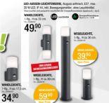 LED-Aussenleuchtenserie