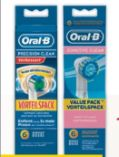 Power Precision Clean Aufsteckzahnbürsten von Oral-B