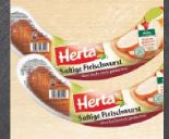 Saftige Fleischwurst von Herta