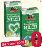 Bio-Haltbare Bergbauern Milch von Berchtesgadener Land