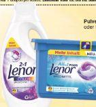 Waschmittel von Lenor