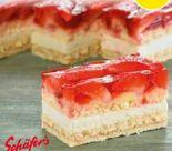 Delikatess Erdbeerschnitte von Schäfer's