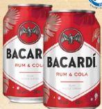 Rum & Cola von Bacardi