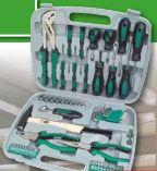 Werkzeugsatz 57-tlg. von Brüder Mannesmann Werkzeuge