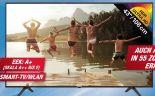 4K UHD Smart TV H43BE7000 von Hisense