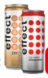 Energy Drink von Effect
