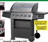 Gasgrill Cordoba 510 von TrendLine