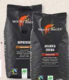 Bio-Arabica-Kaffee von Mount Hagen