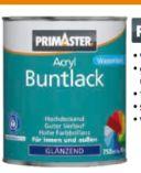 Acryl Buntlack von Primaster