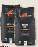 Bio-Röstkaffee Fair Trade von Mount Hagen