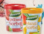 Veganes Bio Sorbet-Eis von Dennree