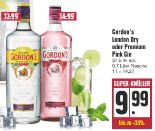 London Dry Gin von Gordon's