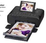 Kompakt Fotodrucker Selphy CP 1300 von Canon