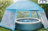Pool-Universaldach von Solax-Sunshine