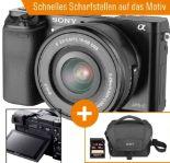 Systemkamera Alpha 6000 KIT von Sony